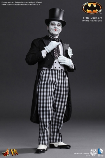 main photo of Movie Masterpiece DX Joker Mime Ver