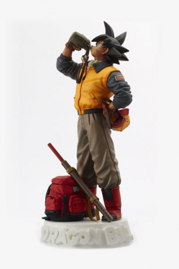 main photo of Figure Colosseum: Son Goku Zoukei Tenkaichi Budoukai 3 Ver.