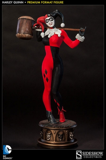 main photo of Premium Format Figure Harley Quinn