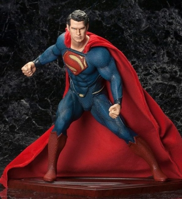 main photo of ARTFX Statue Superman Man of Steel ver.