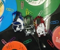 photo of Tales of Series Acryl Carabiners: Lion Magnus