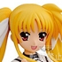Mahou Shoujo Lyrical Nanoha The Movie 2nd A's DXF Figure: Fate Testarossa School Uniform Ver.