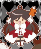 photo of Pandora Hearts Rubber Strap: Alice