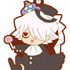 Pandora Hearts Rubber Strap: Break