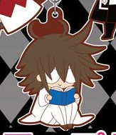 main photo of Pandora Hearts Rubber Strap: Leo