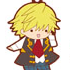 Pandora Hearts Rubber Strap: Oz