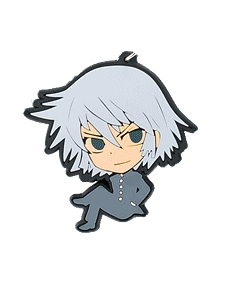 main photo of Zettai Karen Children Rubber Strap: Hyoubu Kyosuke