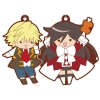 photo of Pandora Hearts Rubber Strap: Break