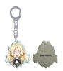 photo of Horizon in the Middle of Nowhere Metal Keychain: Margot Knight