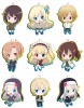photo of Haganai NEXT Trading Metal Charm Strap: Kusunoki Yukimura