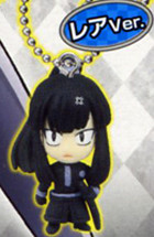 main photo of D.Gray-Man Mascot Keychain: Kanda Yu Rare Ver.