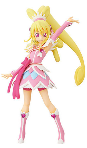 main photo of Precure DXF Figure: Cure Heart