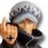 Ichiban Kuji One Piece ~Punk Hazard Hen~: Trafalgar Law Special Color ver.