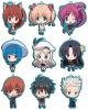 photo of Little Busters! Trading Metal Charm Strap: Nishizono Mio