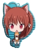 photo of Little Busters! Trading Metal Charm Strap: Natsume Rin