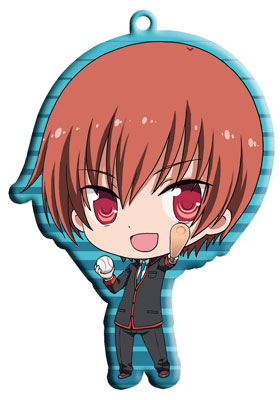 main photo of Little Busters! Trading Metal Charm Strap: Natsume Kyousuke