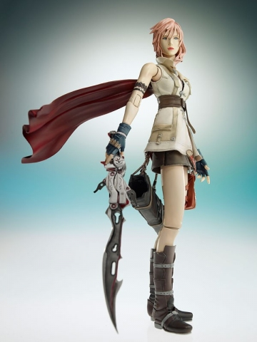 main photo of Play Arts Kai Lightning