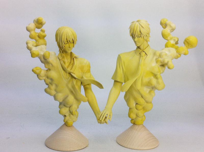 Sakiyama Youji and Shironuma Tetsuo - My Anime Shelf