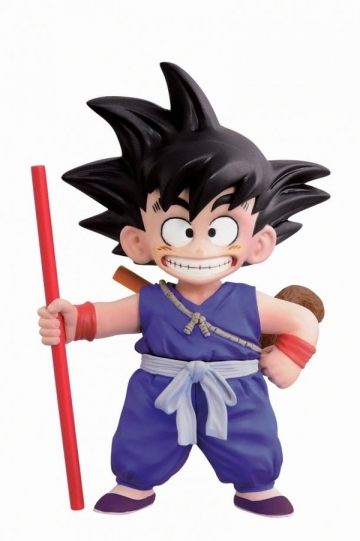 main photo of Ichiban Kuji Dragon Ball World: Son Goku Young Ver.