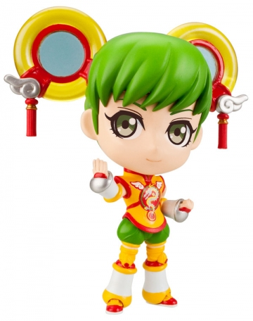 main photo of Ichiban Kuji Kyun Chara World Tiger & Bunny #01: Dragon Kid