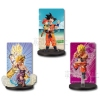 photo of Ichiban Kuji Dragon Ball World: Son Goku and Son Gohan Card Stand Figure