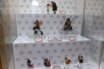 photo of Ichiban Kuji One Piece Memories: Monkey D. Luffy & Rod Lucchi Card Stand Figure