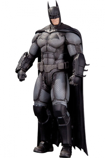 main photo of Batman: Arkham Origins Action Figure Series 1: Batman