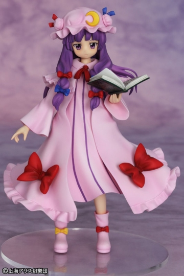 main photo of Touhou Project Mini Series The Unmoving Great Library Patchouli Knowledge