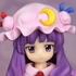Touhou Project Mini Series The Unmoving Great Library Patchouli Knowledge