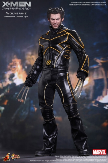 main photo of Movie Masterpiece: Wolverine