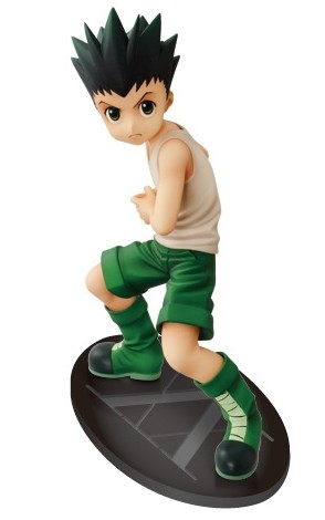 main photo of Hunter X Hunter DXF X Greed Island vol.1: Gon Freecss
