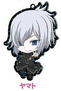 main photo of Devil Survivor2 the Animation Trading Metal Charm Strap: Houtsuin Yamato