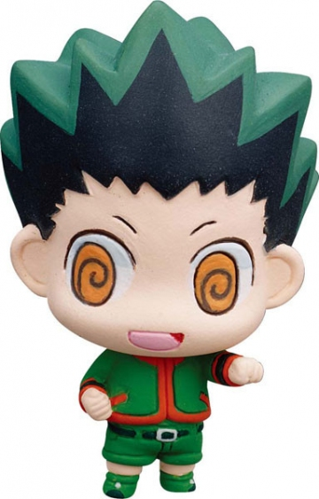 main photo of Chara Fortune Plus Series: Hunter x Hunter - Can You Become a Hunter? Fortune★: Gon Freecss