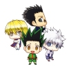 photo of Chara Fortune Plus Series: Hunter x Hunter - Can You Become a Hunter? Fortune★: Killua Zoldyck