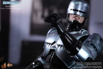 photo of Move Masterpiece Diecast Robocop with Docking Station