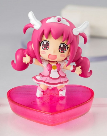 main photo of Petit Chara! Series Smile Precure: Cure Happy A Ver.