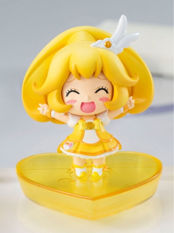 main photo of Petit Chara! Series Smile Precure: Cure Peace B Ver.