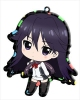 photo of Vividred Operation Trading Metal Charm Strap: Kuroki Rei school uniform ver.