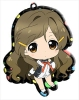 photo of Vividred Operation Trading Metal Charm Strap: Shinomiya Himawari school uniform ver.