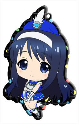 main photo of Vividred Operation Trading Metal Charm Strap: Futaba Aoi battle uniform ver.