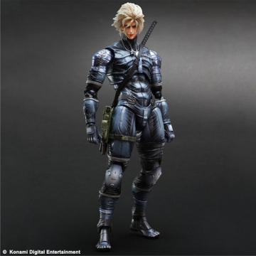 main photo of Play Arts Kai Raiden