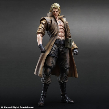 main photo of Play Arts Kai Liquid Snake