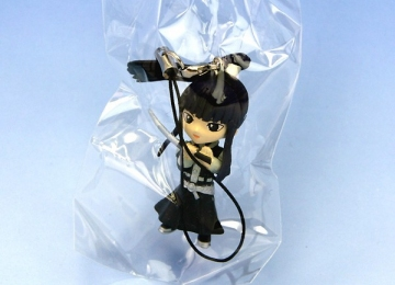 main photo of D.Gray-Man Mascot Strap: Kanda Yu