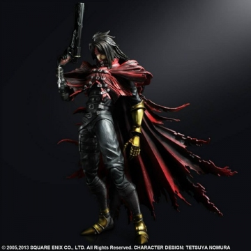 main photo of Play Arts Kai Vincent Valentine