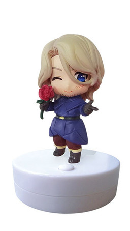 main photo of Speaker Mascot Hetalia The Beautiful World: France