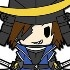 Sengoku BASARA Rubber Strap Collection Vol.1: Date Masamune