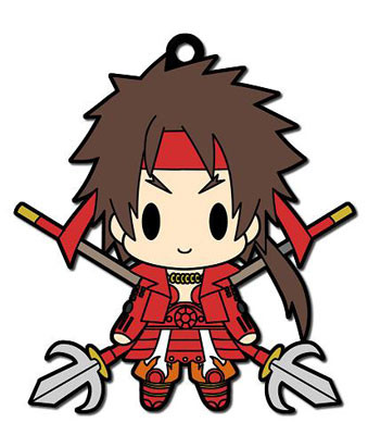 main photo of Sengoku BASARA Rubber Strap Collection Vol.2: Sanada Yukimura