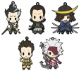 photo of Sengoku BASARA Rubber Strap Collection Vol.1: Matsunaga Hisahide