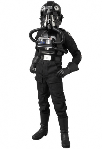 main photo of Real Action Heroes 631 TIE Fighter Pilot