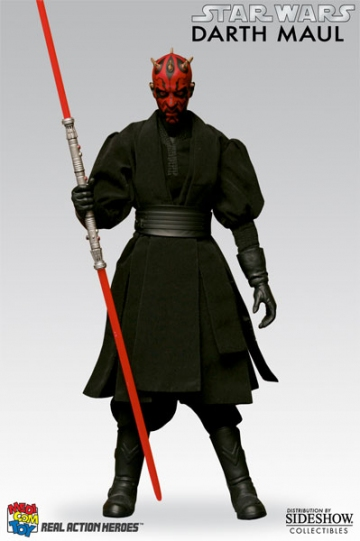 main photo of Real Action Heroes 583 Darth Maul Reissue Ver.